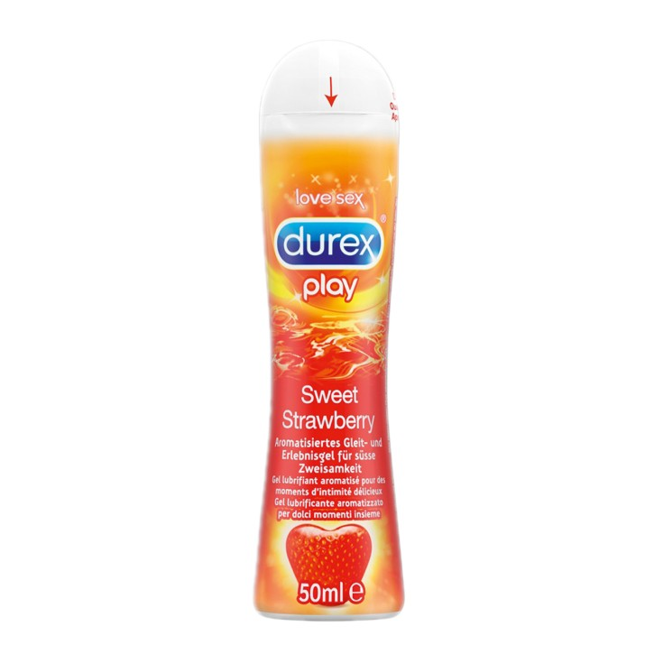 Durex Play Sweet Strawberry 50 ml
